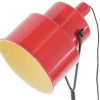 Luminaria-Piso-Castanho-vermelho-Hindu-Reflector