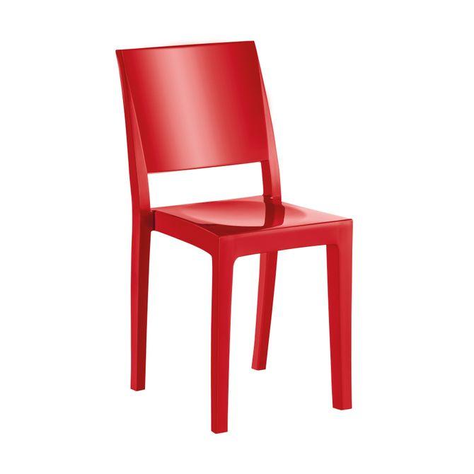 4-Cadeiras--Plus-Solido-De-Plastico-Vermelho-Hydra