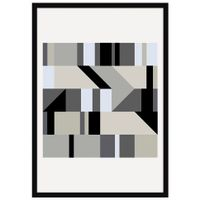 Level-Iii-Quadro-35-Cm-X-50-Cm-Multicor-preto-Galeria-Site