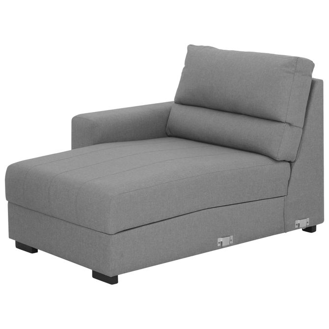 Modulo-Chaise-Longue-Direito-Com-Bau-Plain-High--Cinza-Larson