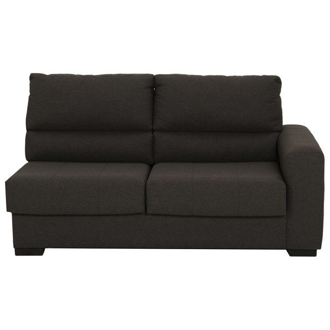 Modulo-Sofa-2-Lugares-Esquerdo-Com-Cama-Unito-marrom-Larson
