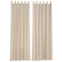 Cortina-2-Pcs-140-M-X-220-M-Natural-preto-Dashes