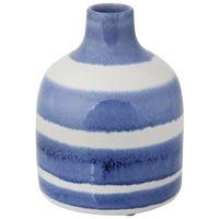 Vaso-Decorativo-20-Cm-Azul-branco-Santorini