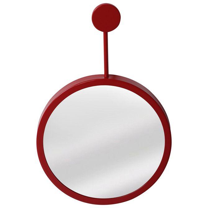 Espelho--Red-40-Cm-Vermelho-Magnify