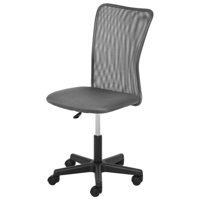 Cadeira-Home-Office-Preto-cinza-Meshin
