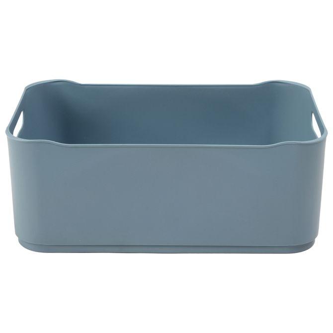 Organizador-De-Bancada-30-Cm-Azul-Petroleo-Pantone