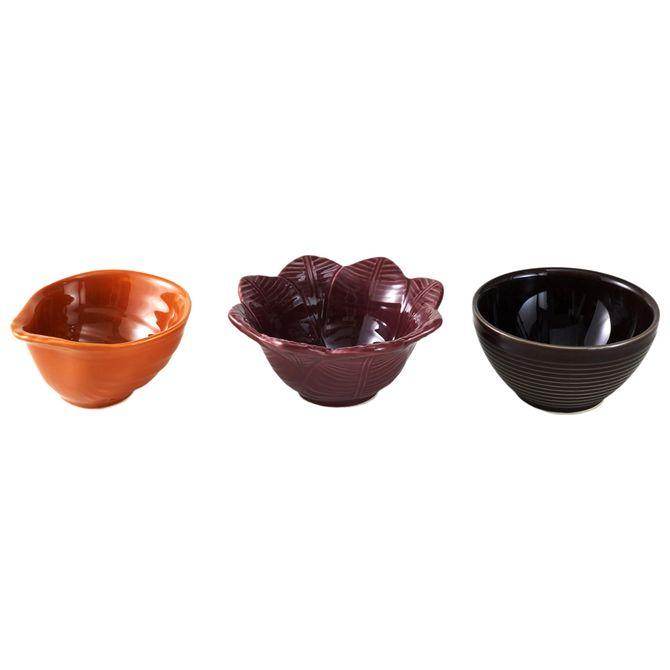 Jogo-Tigelas-3pcs-Multicor-Especiarias