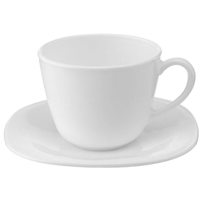 Xicara-Cha-Branco-Brilhante-Lens