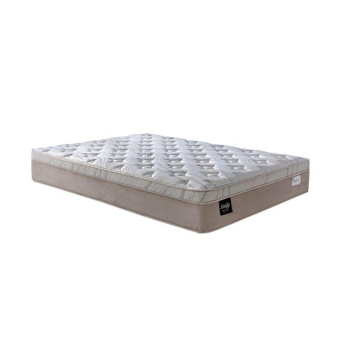 Colchao-Platinun-Sealy-138x188x32-Bege-branco-Platinum-Sealy