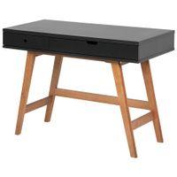 Escrivaninha-2gv-110x50-Nozes-preto-Barto