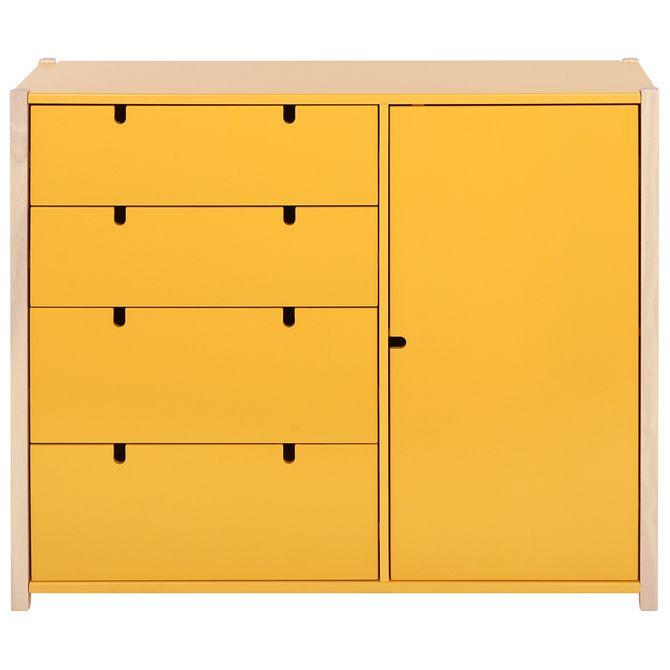 Comoda-4gv-1p-107x42-Natural-Washed-banana-Pin-Play