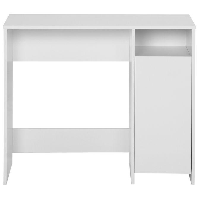 Escrivaninha-1p-91x34-Branco-Flash