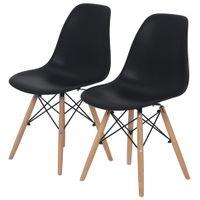 Kit-C-2-Cadeiras-Natural-preto-Eames-Wood