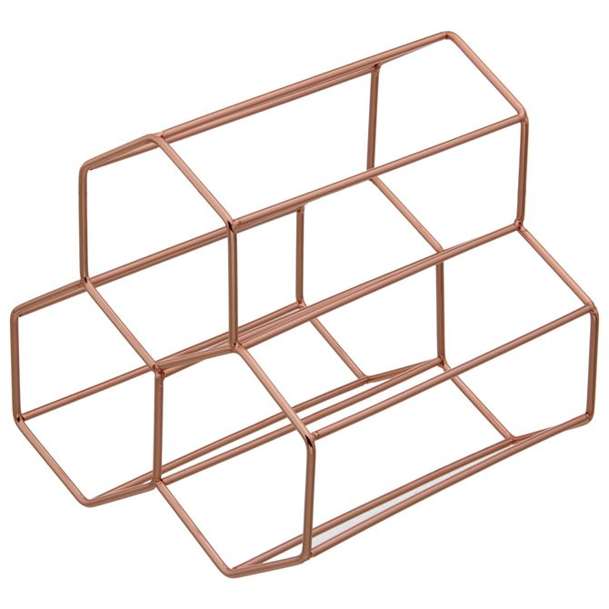 Hex-Porta-garrafas-P-3-Cobre-Structure