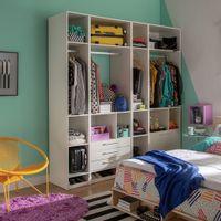 Guarda-roupa-33-Branco-Open-Closet
