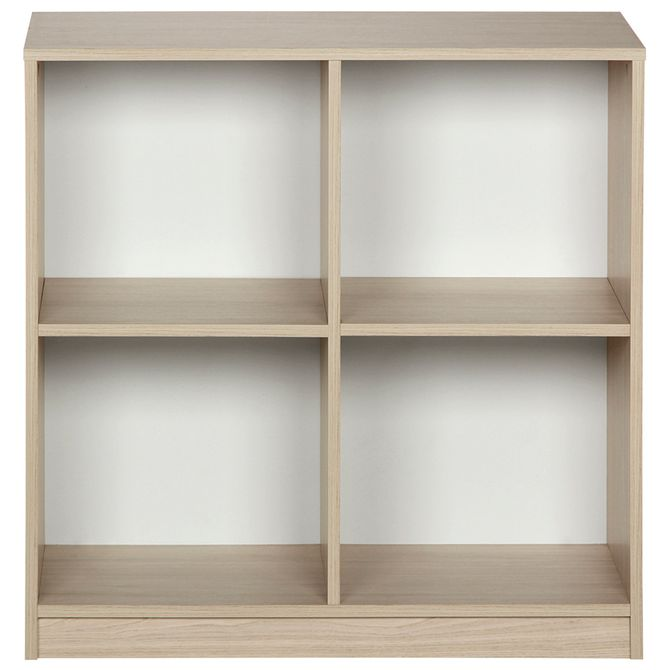 Estante-77x77-New-Oak-branco-Start-Up
