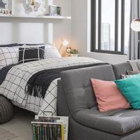 Xale-P-sofa-160x130-Preto-Branda