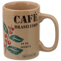 Caneca-130-Ml-Bege-Multicor-Cafe