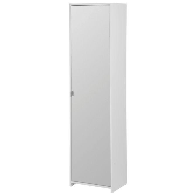Sapateira-armario-Parede-1p-Branco-prata-V-esconde