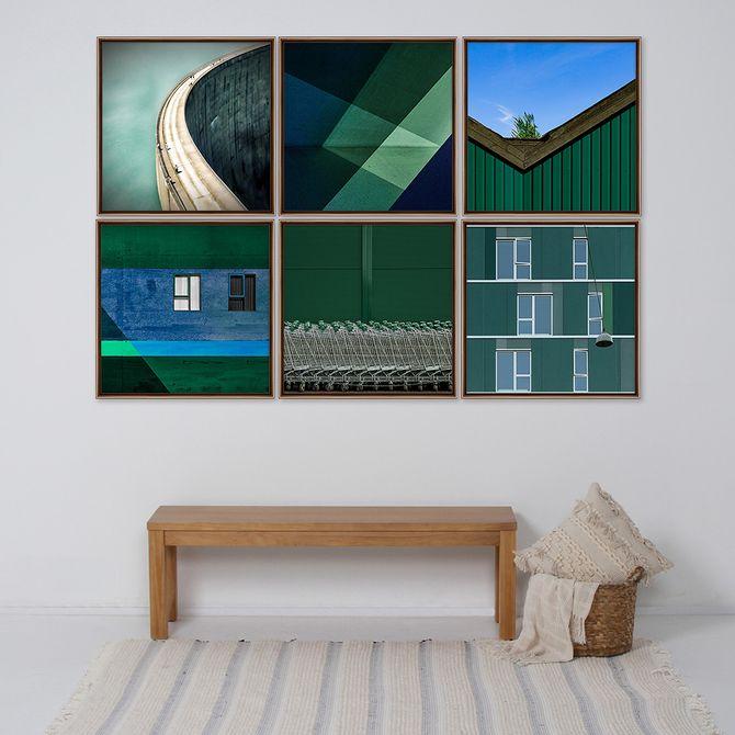Greenery-Vii-Quadro-60-Cm-X-60-Cm-Multicor-cobre-Galeria-Site