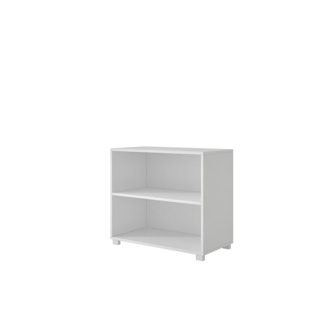Estante-Para-Livros-Office-675-Cm-X-35-Cm-Branco-Escritorio