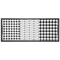 Bandeja-50-Cm-X-20-Cm-Preto-incolor-Geometrique