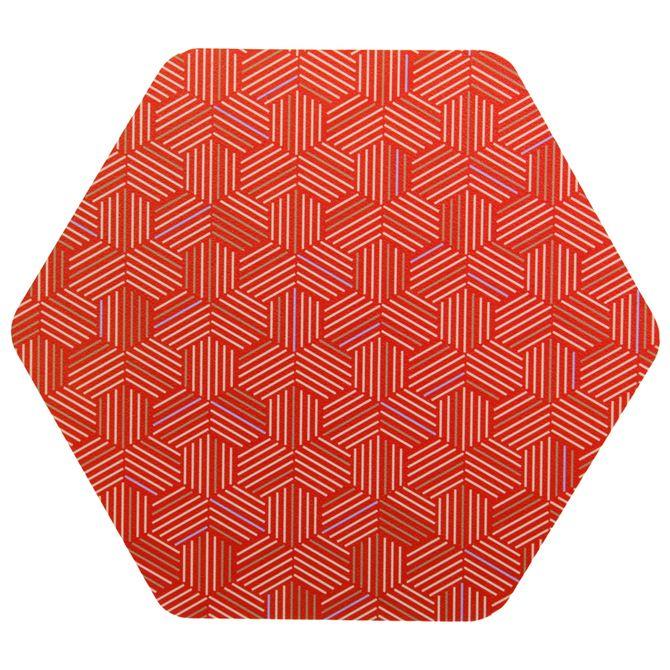 Mouse-Pad-Terracota-multicor-Modern-hex