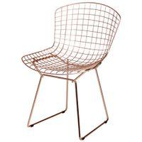 Cadeira-Cobre-Bertoia