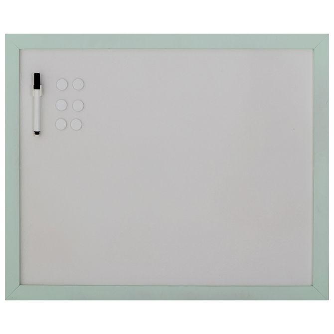 Memory-board-55-Cm-X-44-Cm-Menta-branco-Recaditos