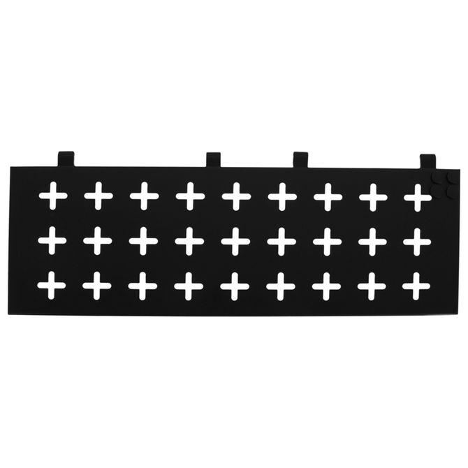 Memory-board-60-Cm-X-20-Cm-Preto-branco-Cross-Side