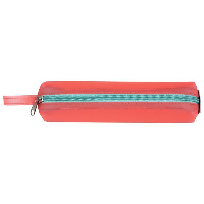 Estojo-Flamingo-menta-Slime