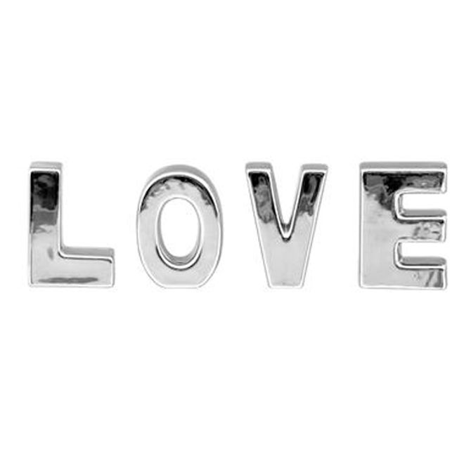 Letras-Decorativas-Cromado-In-Love