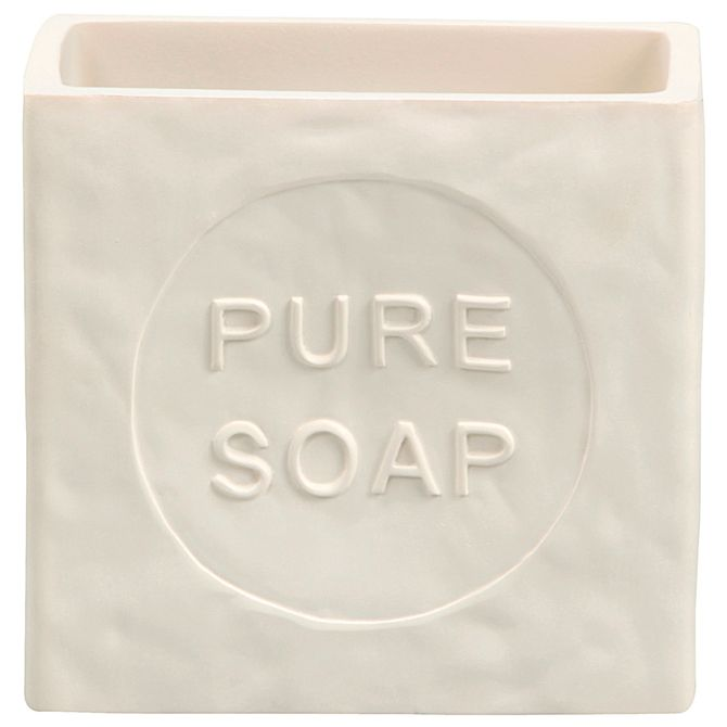 Porta-escova-pasta-Cream-Pure-Soap
