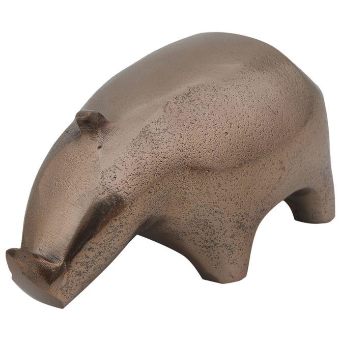 Rino-Adorno-9-Cm-Old-Copper-Deyrolle