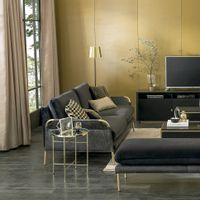 Mesa-Lateral-Redonda-42-Cm-Ouro-preto-Luxy