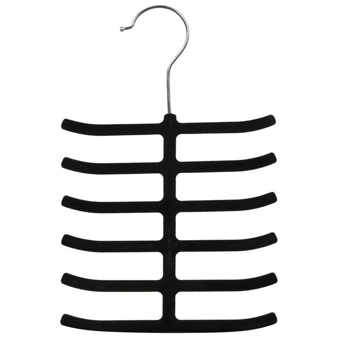 Ii-Cabide-Gravata-lenco-Preto-Flok