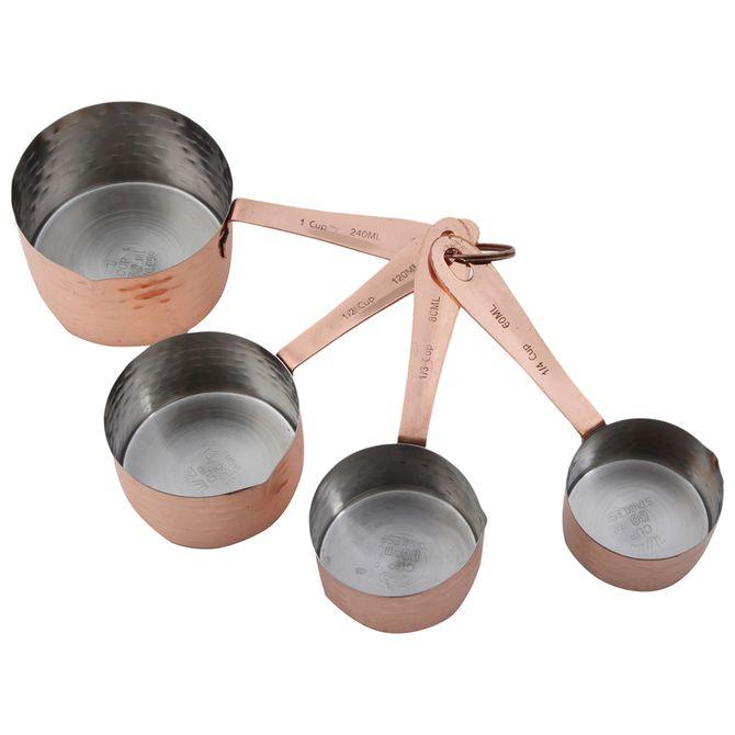 Kit-Medidores-C--4-Pcs-Cobre-inox-Cooper