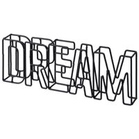 Dream letras decorativas