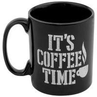 Caneca-135-Ml-Preto-branco-It-s-Coffee-Time