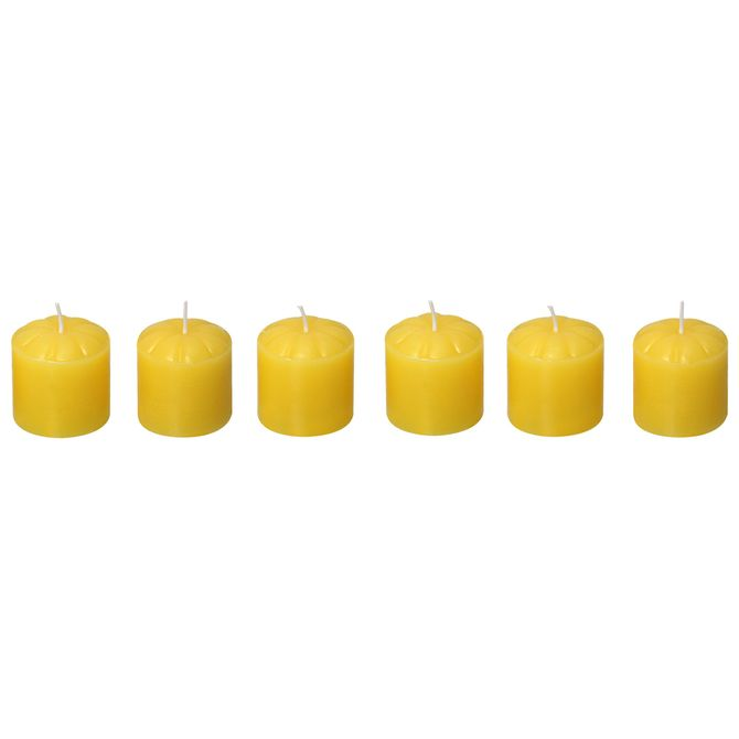 Vela-Pilar-Perf-Citronela-C-6-Amarelo-Sossego