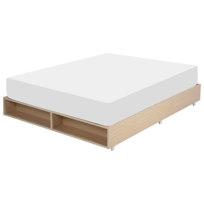 Cama-Casal-138-Natural-Washed-Glide
