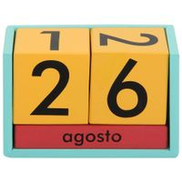 Calendario-Mesa-Multicor-menta-Fluke