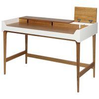Escrivaninha-130x65-Freijo-branco-Pilares