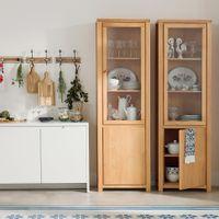 Buffet-armario-2-Portas-Amendoa-incolor-Massy
