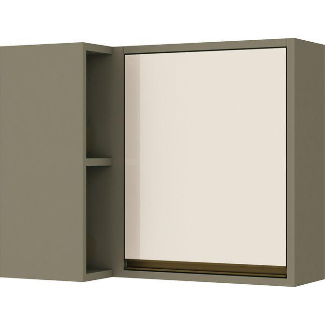 Modulo--Canto-Reto-1-Porta-945-Cm-X-78-Cm-Argila-off-White-Lyra