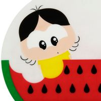 Lugar-Amer-Red-Pl-35-Cm-Branco-Translucido-Multicor-Magali-Toy