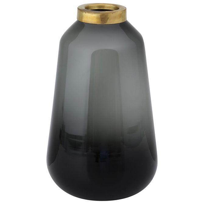Vaso-22-Cm-Smoke-dourado-Flos-Culum