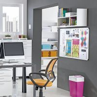 Memory-board-70-Cm-X-80-Cm-Branco-Brilhante-Attract