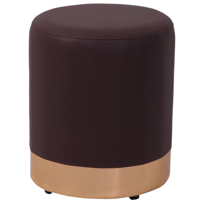 Pufe-Garnet-cobre-Layers