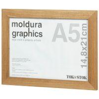 Kit-Moldura-A5-14-Cm-X-21-Cm-Garapa-Graphics